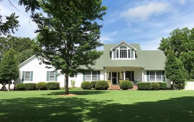 Summertown Single Family Home For Sale: 172 Caldwell Rd
