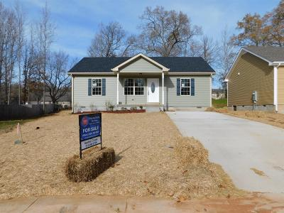 Christian County, Ky, Todd County, Ky, Montgomery County Single Family Home For Sale: 144 Countrybrook