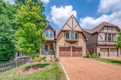 Belle Meade Single Family Home For Sale: 114 B Lasalle Ct