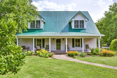 Rockvale Single Family Home For Sale: 4107 Coleman Hill Rd