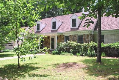 Sewanee Single Family Home Under Contract - Showing: 324 Rattlesnake Spring Rd