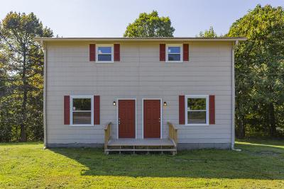 Ashland City Multi Family Home For Sale: 1700 Valley View Rd
