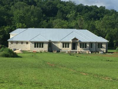 Thompsons Station Single Family Home For Sale: 4683 Harpeth-Peytonsville Road