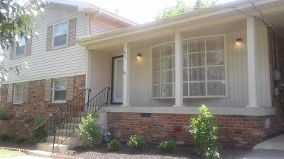 Nashville Single Family Home For Sale: 2721 Mossdale Dr