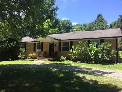 Ashland City Single Family Home For Sale: 112 Joyce Ln