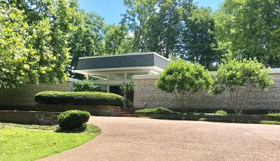 Belle Meade Single Family Home For Sale: 403 Sunnyside Dr