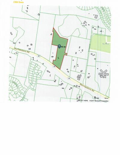 Franklin Residential Lots & Land For Sale: 4344 Murfreesboro Rd