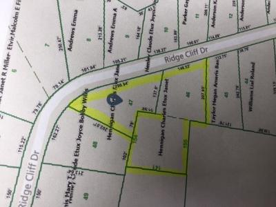 Residential Lots & Land Under Contract - Showing: 4647 Ridge Cliff Drive
