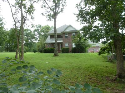 Rutherford County Single Family Home For Sale: 6400 Rocky Fork Rd