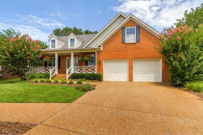 Franklin  Single Family Home Under Contract - Showing: 4008 Linden Ct