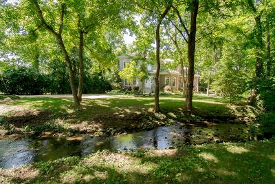 Belle Meade Single Family Home For Sale: 4006 Harding Pl