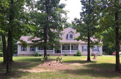 Waynesboro Single Family Home For Sale: 1406 Natural Bridge Rd