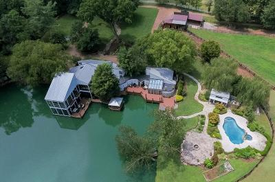 Williamson County Single Family Home For Sale: 9447 Clovercroft Rd