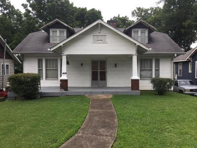 Nashville Single Family Home Under Contract - Showing: 1421 Greenwood Ave