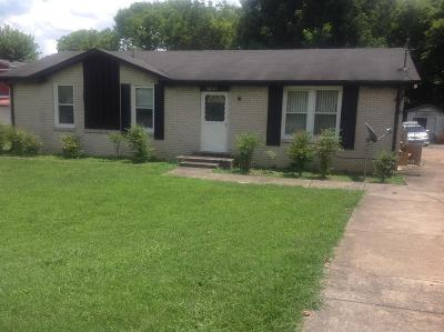 Nashville Single Family Home Under Contract - Showing: 4104 Buenaview Ct