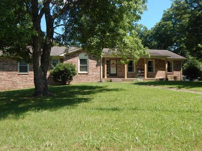 Lawrenceburg Single Family Home For Sale: 506 Criss St