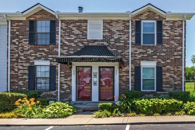 Hendersonville Condo/Townhouse Under Contract - Showing: 224 Edgewood Dr #224