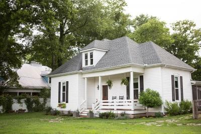 College Grove Single Family Home Under Contract - Showing: 8769 Horton Hwy