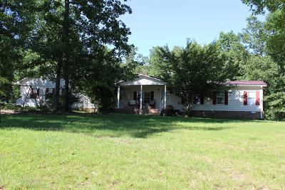 Hohenwald Single Family Home For Sale: 2141 Summertown Hwy