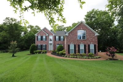 Brentwood, Franklin Single Family Home For Sale: 737 Rolling Fork Dr