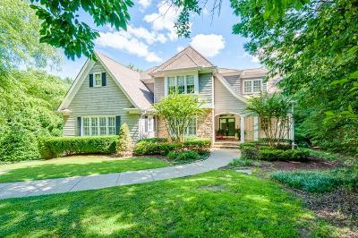 Brentwood Single Family Home For Sale: 555 Turtle Creek Dr