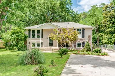 Franklin Single Family Home Under Contract - Showing: 220 Meadowgreen Dr