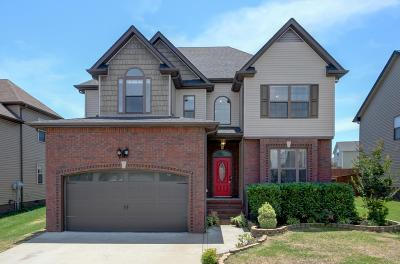 Clarksville Single Family Home For Sale: 1793 Apache Way