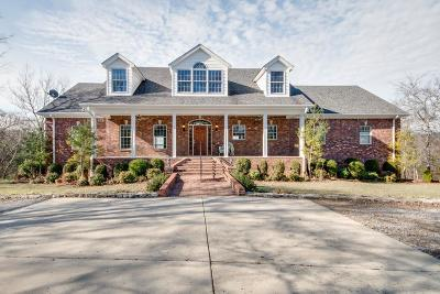 Arrington, Bell Buckle, Christiana, College Grove, Eagleville, Lascassas, Lavergne, Milton, Mount Juliet, Murfreesboro, Nolensville, Readyville, Rockvale, Shelbyville, Smyrna, Unionville Single Family Home For Sale: 11777 Big Springs Rd