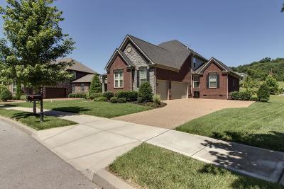 Franklin Single Family Home For Sale: 107 Bayhill Cir