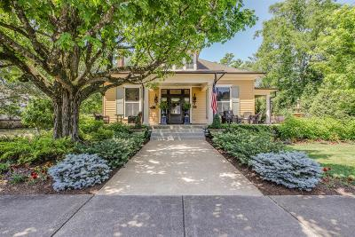 Franklin Single Family Home For Sale: 214 4th Ave South