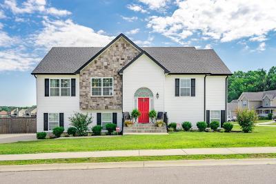 Clarksville Single Family Home For Sale: 1116 Morstead Dr