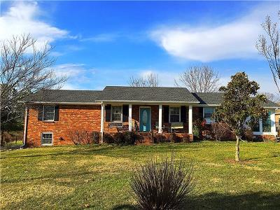 White House Single Family Home For Sale: 1108 Highway 76
