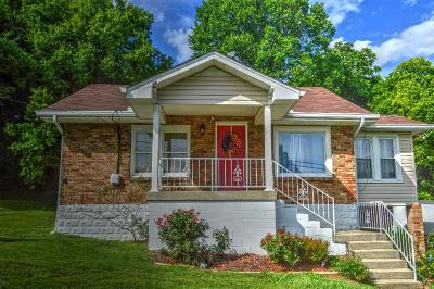 Nashville Single Family Home For Sale: 3214 Lincoln Ave