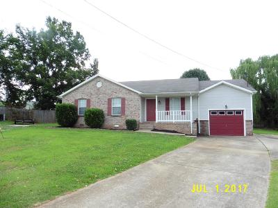 Single Family Home Sold: 1419 Marla Ct