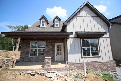 Nolensville Single Family Home Under Contract - Showing: 4079 Liberton Way (Lot 111)