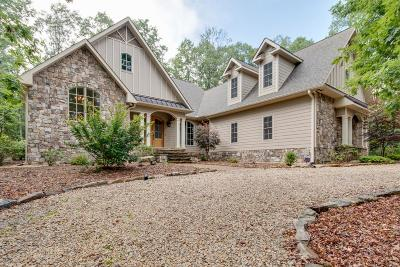 Coalmont Single Family Home For Sale: 1097 Savage Highland Dr