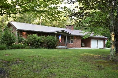 Coalmont Single Family Home For Sale: 11962 Sr 56
