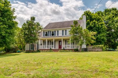 Williamson County Single Family Home Under Contract - Showing: 1233 Countryside Rd