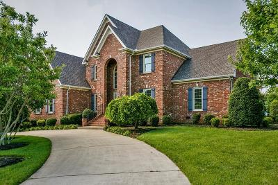 Rutherford County Single Family Home Under Contract - Showing: 2220 Oakleigh Dr