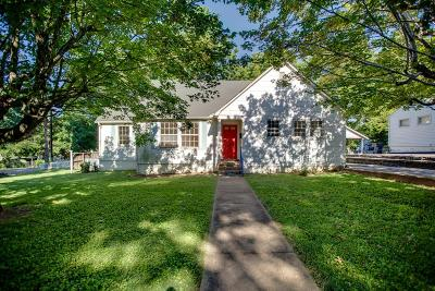 Columbia Single Family Home Under Contract - Showing: 1001 Fleming St