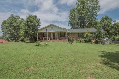 Kingston Springs Single Family Home For Sale: 1090 Ridgecrest Dr