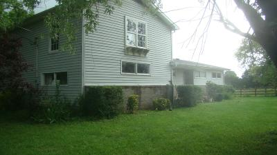 Shelbyville Single Family Home For Sale: 1428 Hwy 64 W