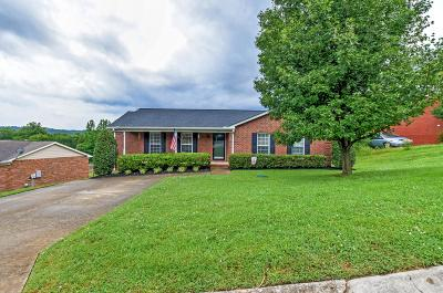 Ashland City Single Family Home Under Contract - Showing: 213 Eisenhower Dr
