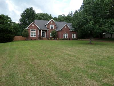 Brentwood Single Family Home For Sale: 1403 Glenview Dr