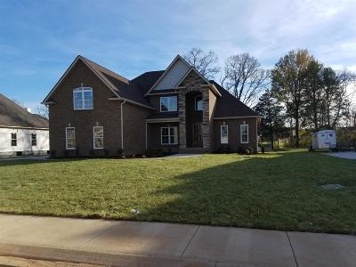 Murfreesboro Single Family Home For Sale: 1634 Constellation Court