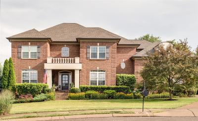 Spring Hill Single Family Home Under Contract - Showing: 3005 Grouse Circle