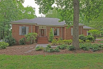 Wilson County Single Family Home Under Contract - Showing: 728 Poplar Dr