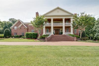 Nolensville Single Family Home For Sale: 1765 Warren Hollow Rd