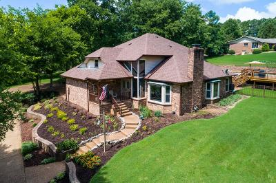Lebanon Single Family Home Under Contract - Showing: 1926 Roanoke Drive