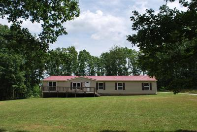 Nunnelly Single Family Home For Sale: 6531 Keys Branch Road